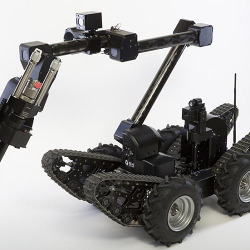 An over 30 M€ contract - ECA Group to supply Unmanned Ground Vehicles (UGVs) to French Ministry of Armed Forces