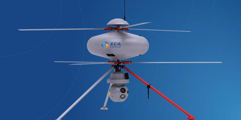 UAV IT180: Significant growth in sales of airborne drones at the beginning of the year