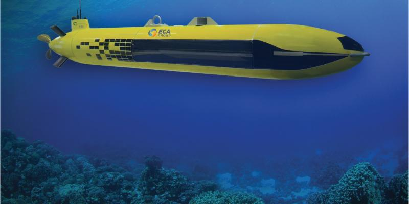 Mid Size AUV for Covert REA