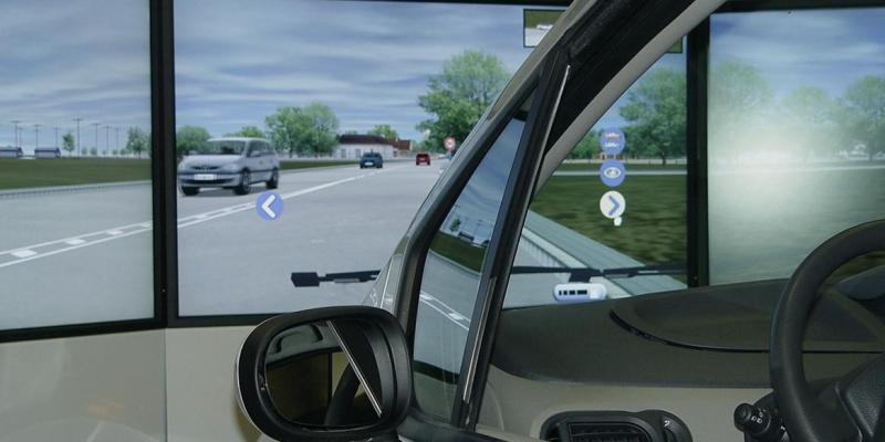Driving Simulation Support and Services