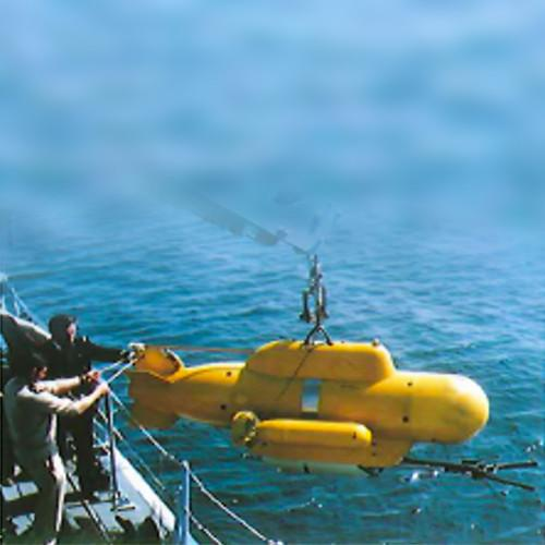Numerous components & systems for underwater applications: PAP 104, EPAULARD, POPE, MARLIN, SAR...