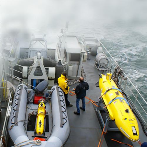 Successful Demonstration of Unmanned MCM UMIS System to Belgian Navy