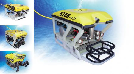 Cable Tracking by ROV