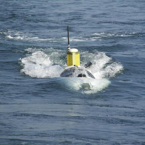 AUV partnership agreement between THALES and ECA
