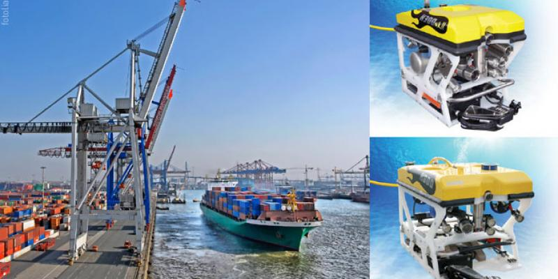 Response Light ROV for Harbour Protection