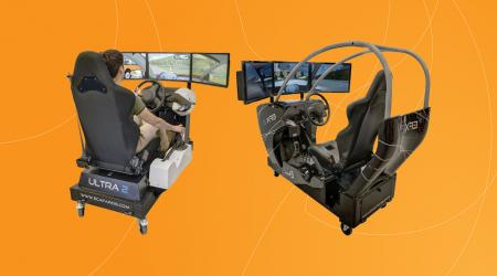 Simulation Training Systems for Car Driving
