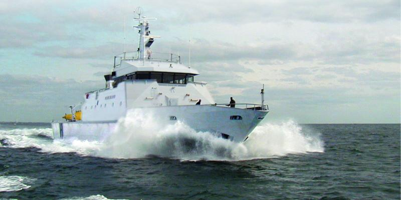 Propulsion Electrical Motors Up to 1MW for Maritime Applications
