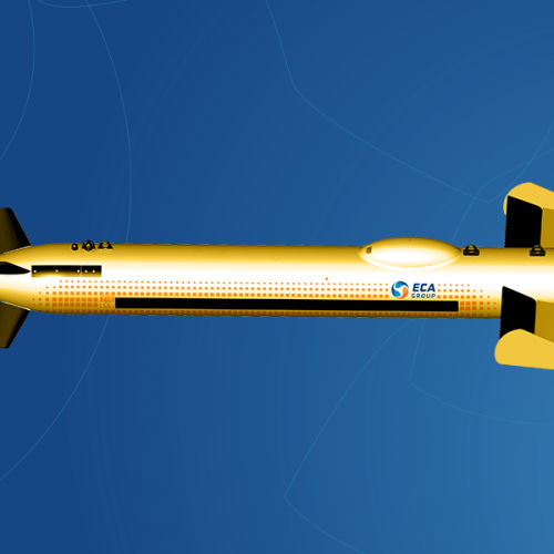 When an AUV becomes a towed sonar: Birth of the T18-M