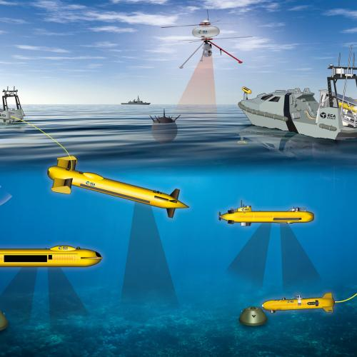 UMIS naval robotic system -  first sales to two Navies
