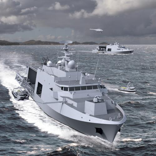 ECA Group awarded Belgian-Dutch naval contract