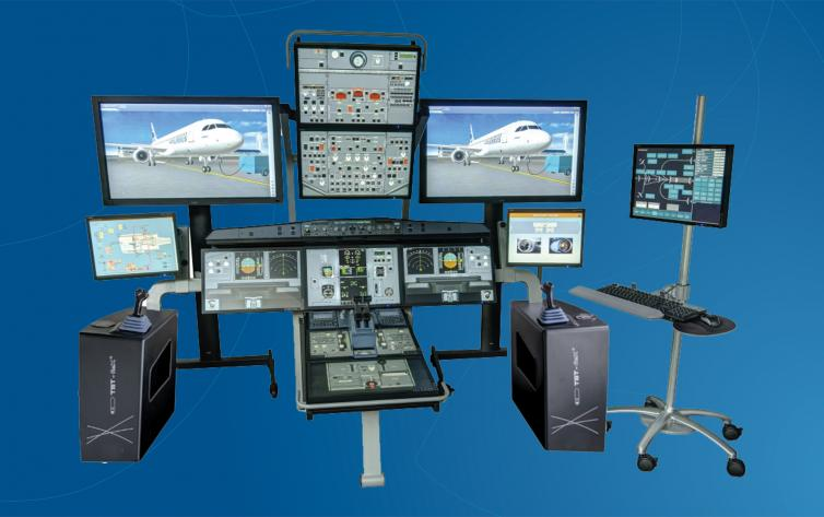 Touch Screen Maintenance Trainer