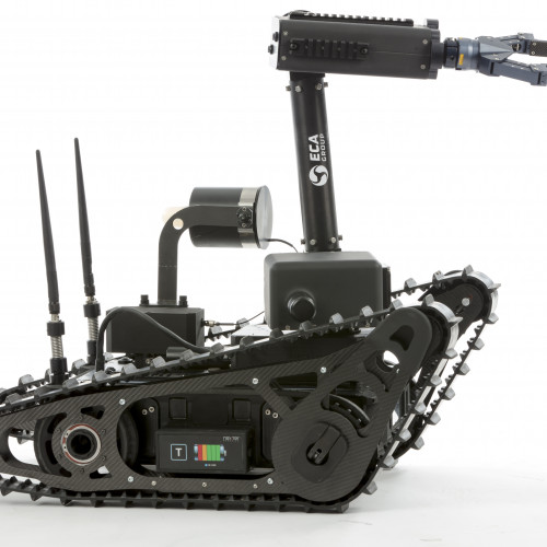 Canada and France choose latest generation UGV - CAMELEON LG to equip their armies