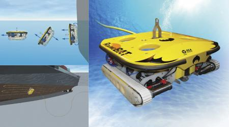 Visual Inspection by Rov