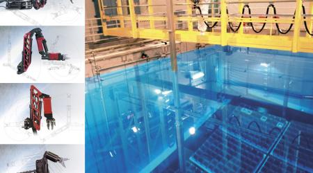Arms for Manipulations Inside Nuclear Sites
