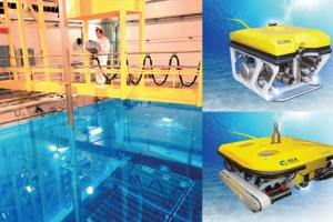 ROV for Inspection of Fuel Storage and Reactor Pools