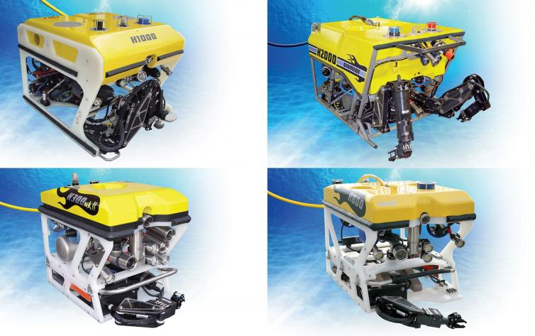 ROVs for Object Recovery