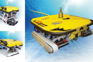 Subsea Structure Inspection by ROV