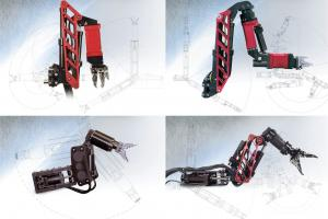 Subsea Electrical Manipulator Arms