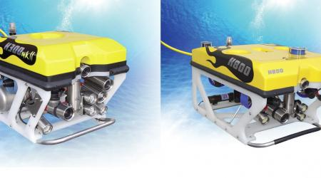 Survey by ROV during Grid Cleaning or Dredging Operations